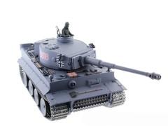 Радиоуправляемый танк HL Tiger / Тигр Li-Ion с дымом 1:16 2.4G - HL-3818-1PRO