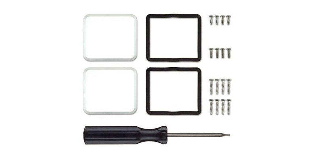 Набор для замены линз в водонепроницаемых защитных боксах Lens Replacement Kit (BacPac Compatible Housing) внешний вид сверху