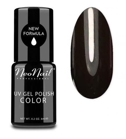 NeoNail Гель лак UV 6ml Bitter Chocolate №4910-1