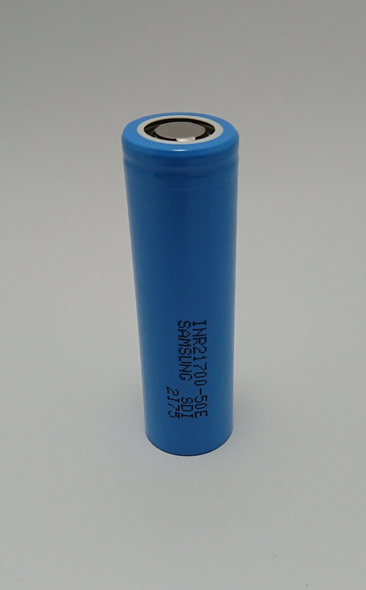 Аккумулятор INR21700-50E  Li-ion 5000mAh 3,6V 18Wh