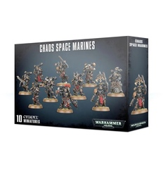 Chaos Space Marines / Космодесантники Хаоса