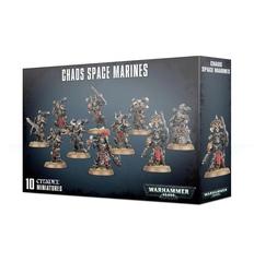 Chaos Space Marines / Космодесантники Хаоса