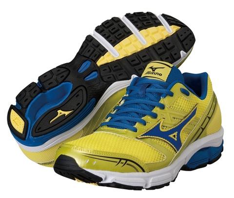 Беговая обувь мужская Mizuno Wave Impetus (J1GE1313 27)
