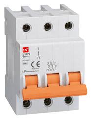 Автоматический выключатель BKN 3P C25A