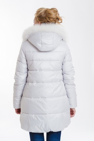 Куртка 08019 серый