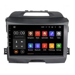 Штатная магнитола на Android 6.0 для Kia Sportage 3 Roximo 4G RX-2313