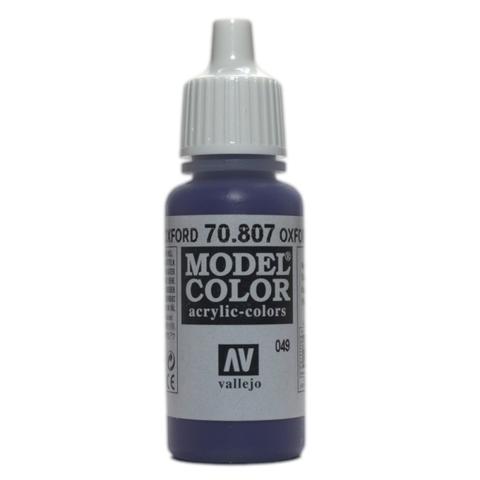 Model Color Oxford Blue 17 ml.