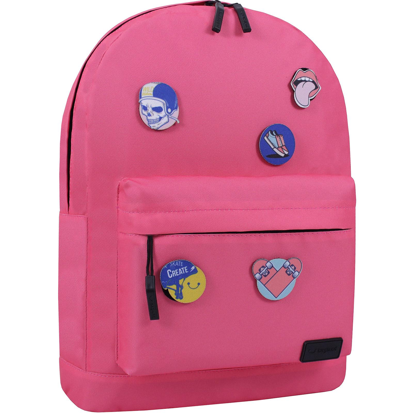 Городские рюкзаки Рюкзак Bagland Молодежный W/R 17 л. Розовый (00533664 Ш) IMG_1408.JPG
