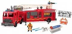 Chap Mei Игровой набор: Гигантская пожарная машина (свет и звук) 546058