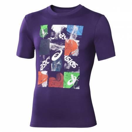 Мужская футболка Asics Marathon Tee (113992 0245)