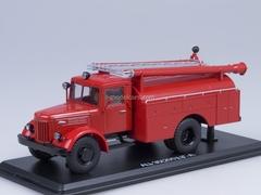 MAZ-205 AC-30 fire engine Start Scale Models (SSM) 1:43