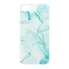 Чехол для IPhone 5/5S Marble Blue