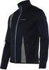 Утеплённая лыжная куртка Nordski Active Black-Grey 2016