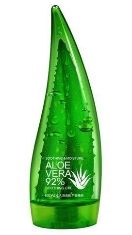 Bioaqua Увлажняющий гель алоэ вера Aloe Vera 92% Gel, 160 мл