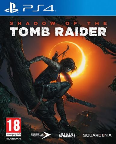PS4 Shadow of the Tomb Raider (русская версия)