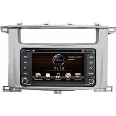 Штатная магнитола для Toyota Land Cruiser 100 03-07 Incar CHR-2176 LC