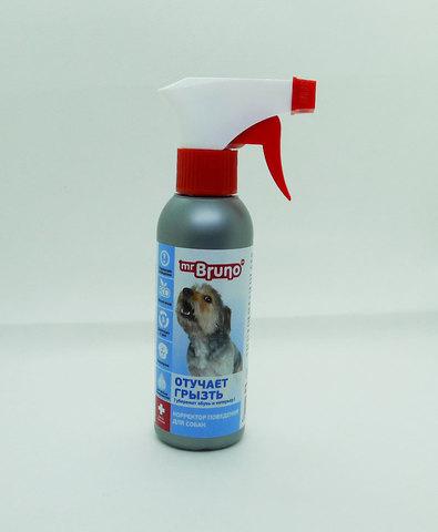 Mr. BRUNO спрей отучает грызть для собак 200 мл