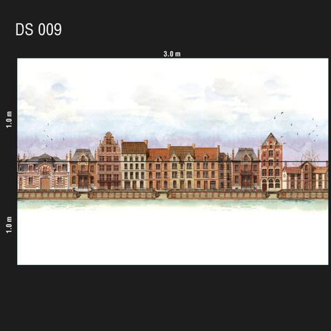 Панно Loymina Illusion DS 009, интернет магазин Волео