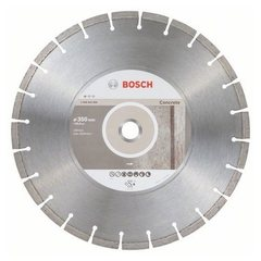 Алмазный диск Bosch Standard for Concrete 350х25,4 мм 2608603806
