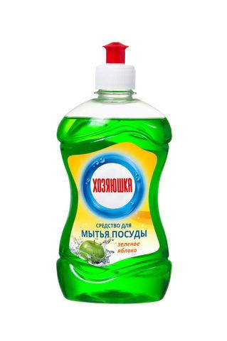 Sellwin Pro  Хозяюшка Средство для мытья посуды Зеленое яблоко 500мл
