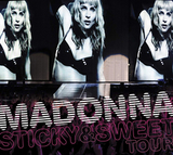 Madonna ‎/ Sticky & Sweet Tour (CD+DVD)