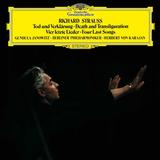 Gundula Janowitz, Berlin Philharmonic, Herbert von Karajan / Richard Strauss: Death And Transfiguration, Four Last Songs (LP)