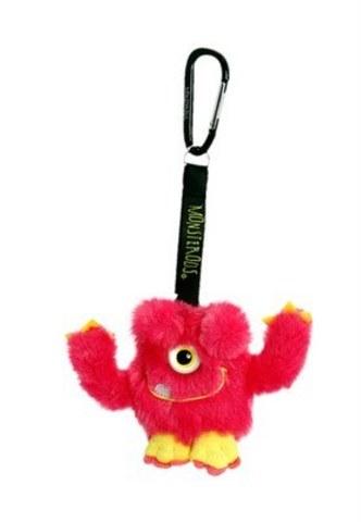 Monstrous Key Ring Scare Bear