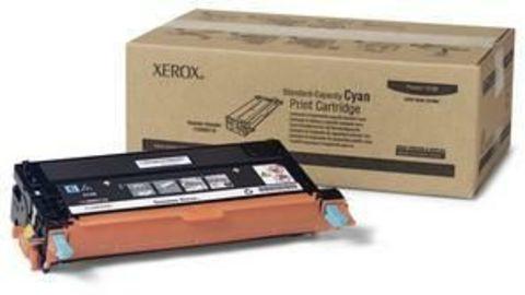 Xerox Phaser 6180 тонер-картридж cyan (голубой) 113R00719 (2000стр)