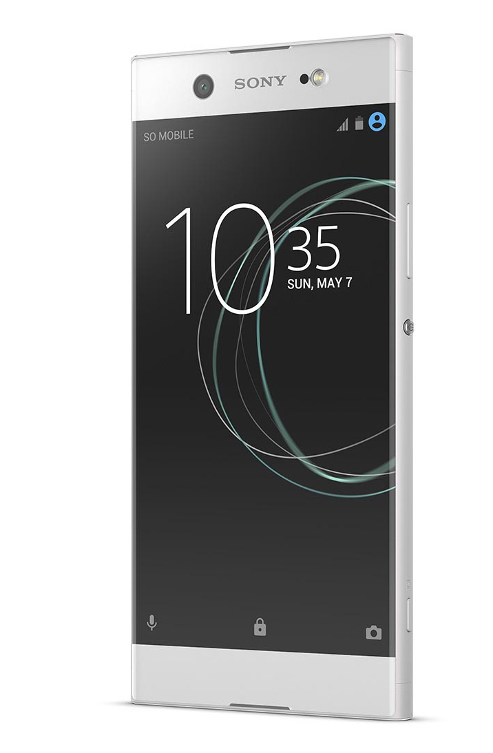Смартфон Sony Xperia XA1 Ultra Dual, цвет белый