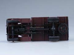 YaG-5 dark red 1:43 Nash Avtoprom