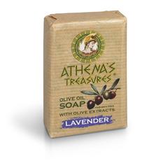 Оливковое мыло ATHENA'S TREASURES