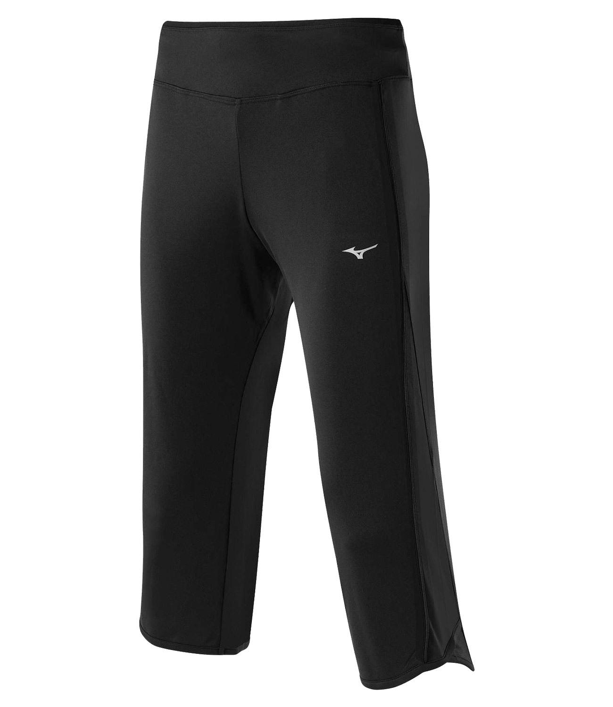 Женские капри Mizuno Core Capri Pants (J2GB4211T 09) черные