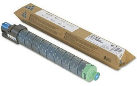 Тонер-картридж Ricoh тип MPC5502E для Aficio MPC4502/C5502, голубой. Ресурс 22500 стр (842023)