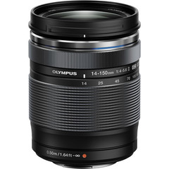 Объектив M.ZUIKO DIGITAL ED 14-150mm f 4.0-5.6 II черный