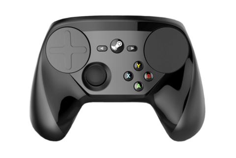 PC Steam Controller + 19 игр Valve в подарок
