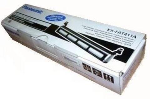 Panasonic KX-FAT411A - Тонер-картридж для Panasonic KX-MB2000, 2010, 2020, 2030 (ресурс 2000 страниц)