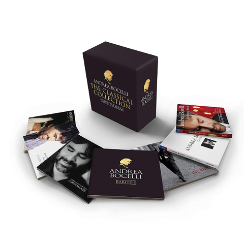 Andrea Bocelli / The Classical Collection (7CD)
