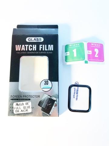 Защитное стекло 3D для Apple Watch 38/40/42/44 mm