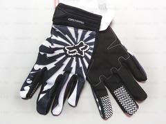 Мотоперчатки FOX 180, кроссовые мото перчатки