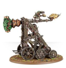 Plagueclaw / Lightning Cannon