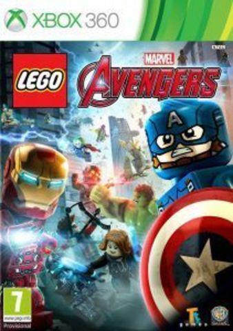 Xbox 360 LEGO: Marvel Мстители (русские субтитры)