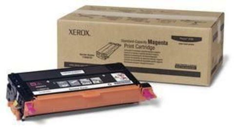 Xerox Phaser 6180 тонер-картридж magenta (малиновый) 113R00720 (2000стр)
