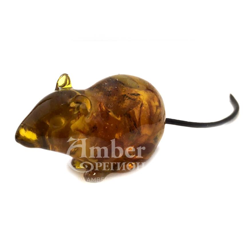 Крыса с хвостом