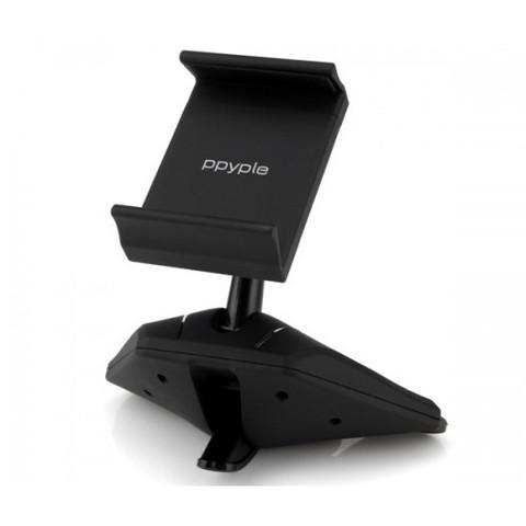 Автомобильный держатель Ppyple CD-N5 black