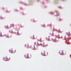 2088 Стразы Сваровски холодной фиксации Light Rose ss 12 (3,0-3,2 мм), 10 штук
