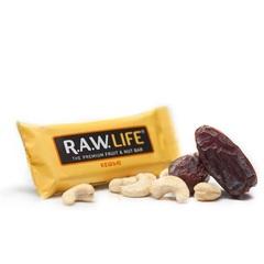 Батончик натуральный R.A.W. LIFE Yellow Кешью