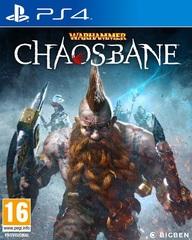PS4 Warhammer: Chaosbane Стандартное издание (русская версия)