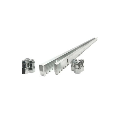 CA123001 Рейка зубчатая на болтах (30х12 мм) 1 м, модуль 4 Сame