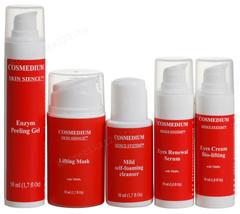 Набор для глаз Возраст-контроль  (Cosmedium delicious | Cosmedium delicious Eyes Age Control), 5 шт.