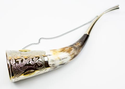Подарочный Рог для вина, средний